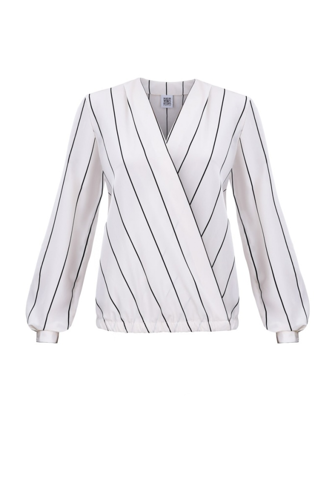 Blouse Ziczac - Striped