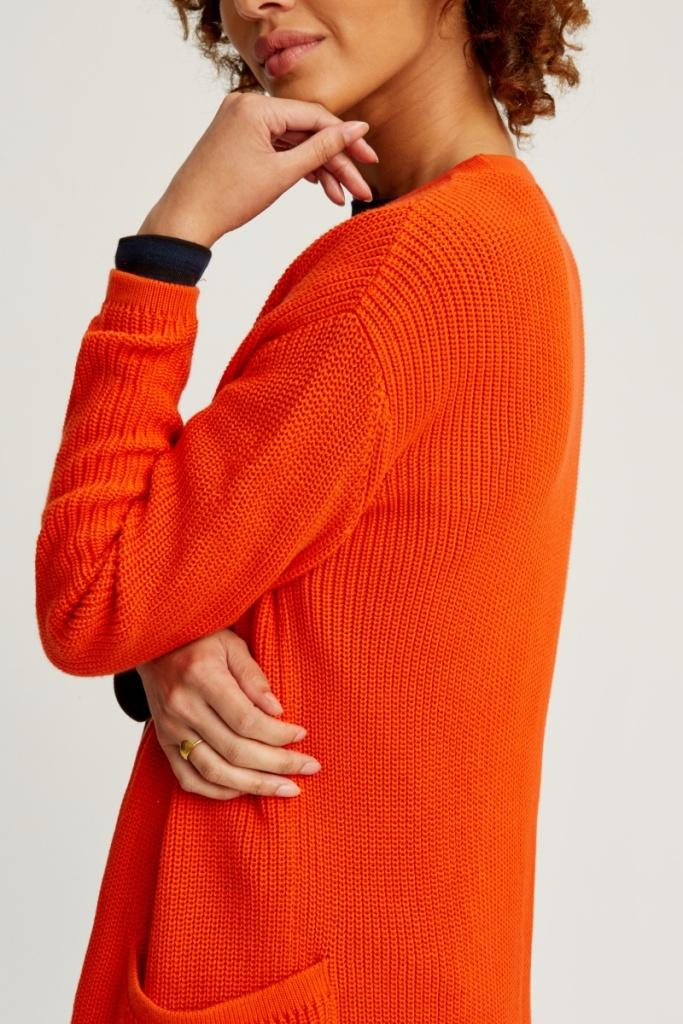 Nikita Cardigan - Orange