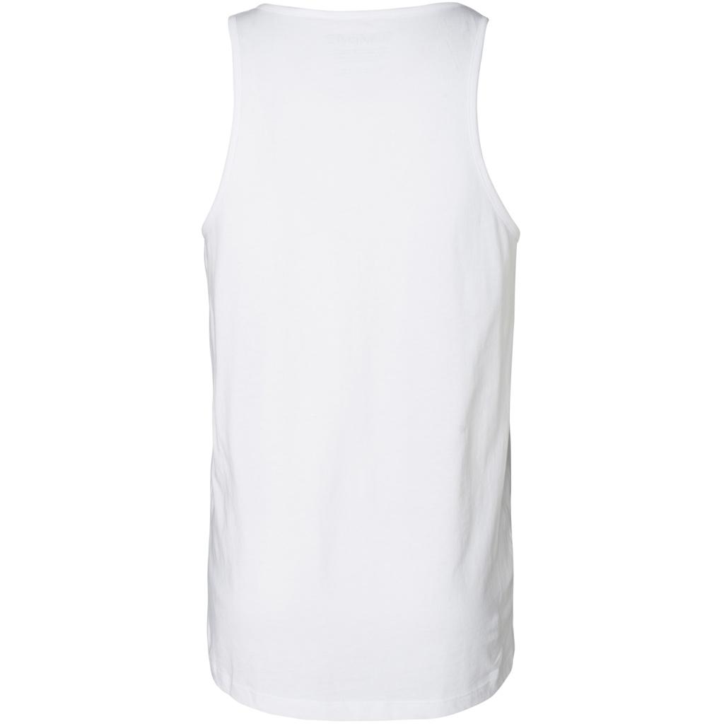 Representing Tank - White