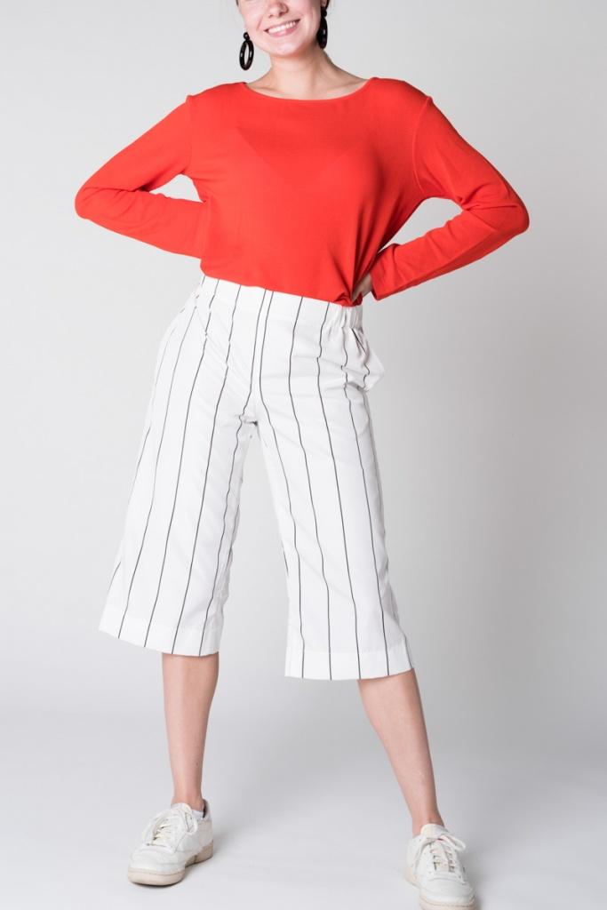 Culotte - Striped