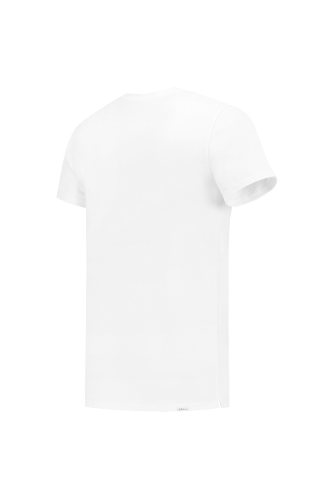 T-Shirt Ties - White