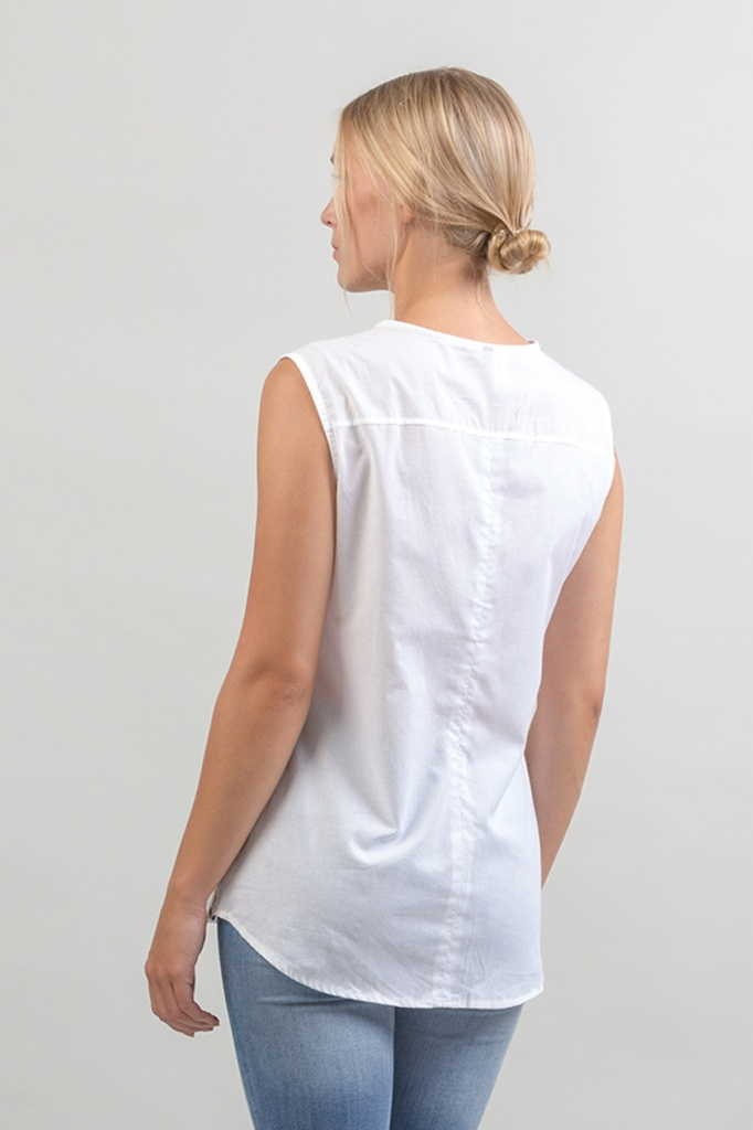 Blouse Barahona - White
