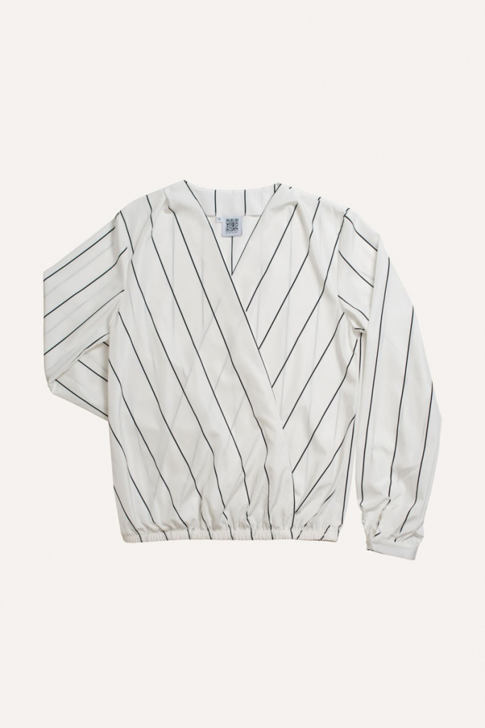 Blouse Ziczac - Striped