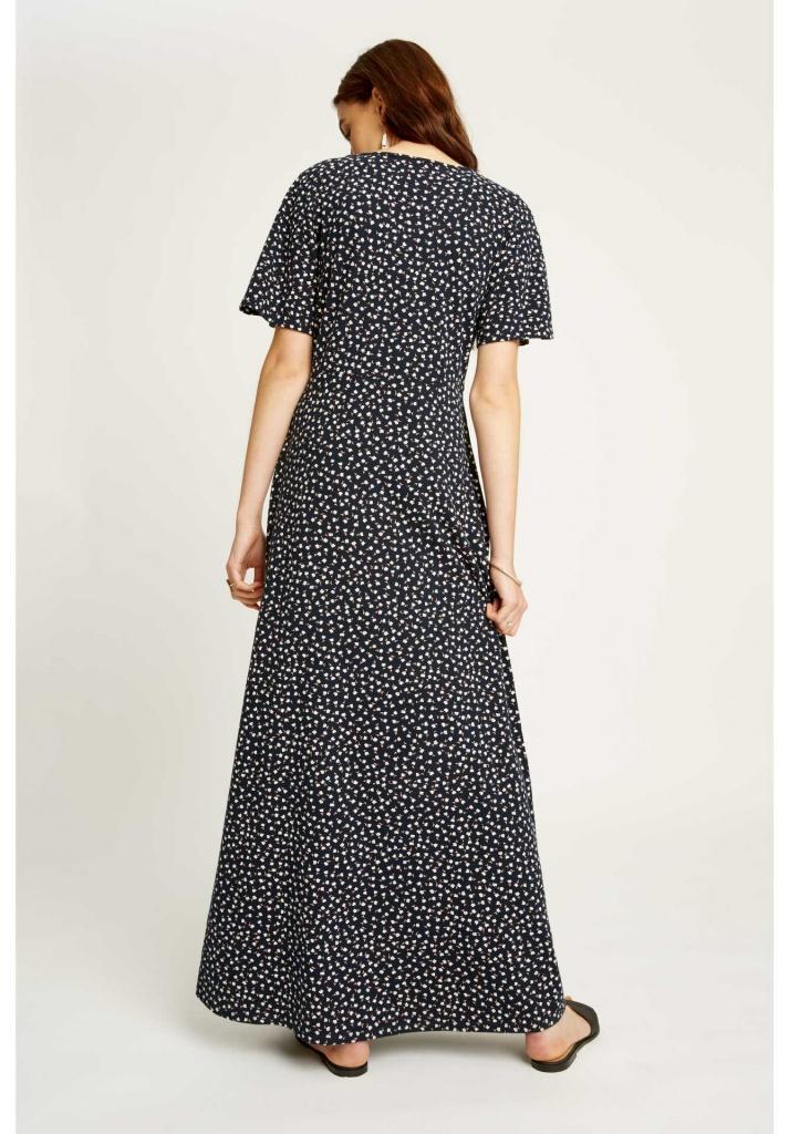 Milan Floral Maxi Dress