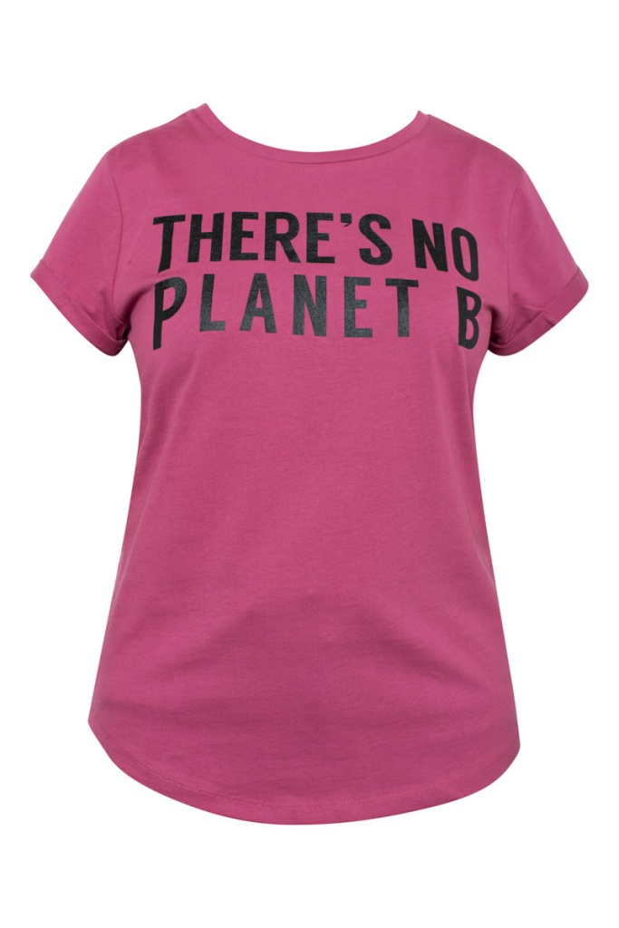 There´s No Planet B Feminine - Berry