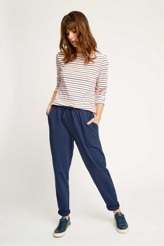 Sasha Trousers - Navy