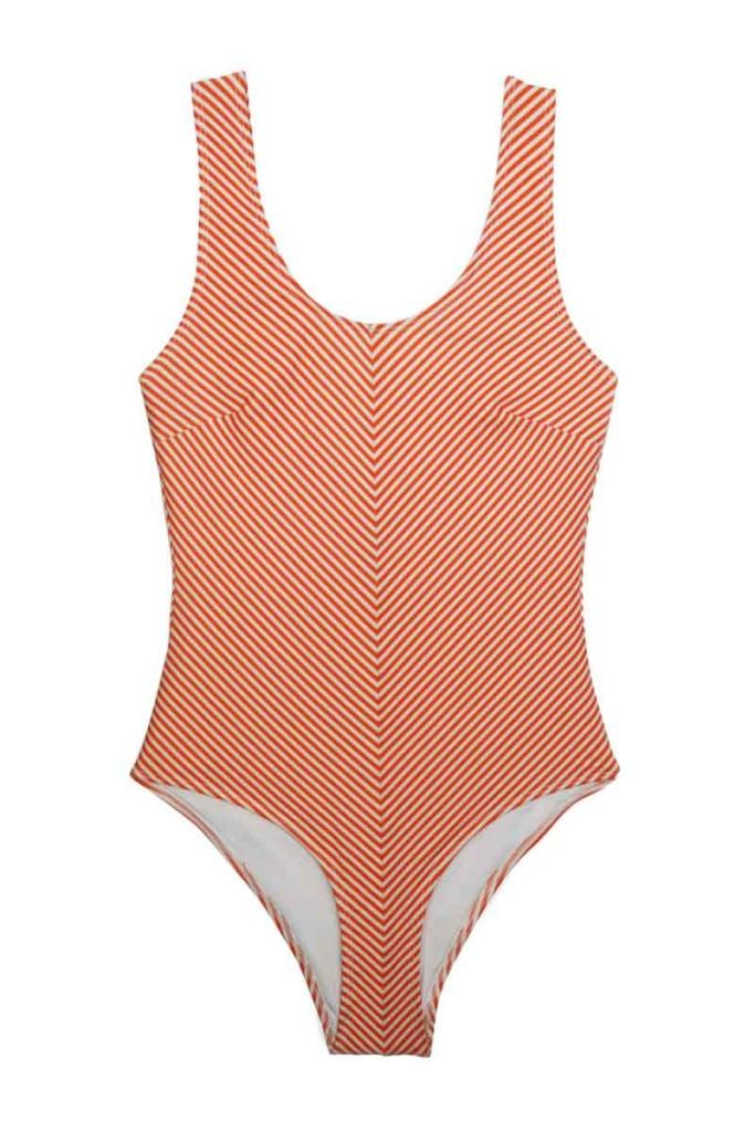 Stina Swimsuit - Orange