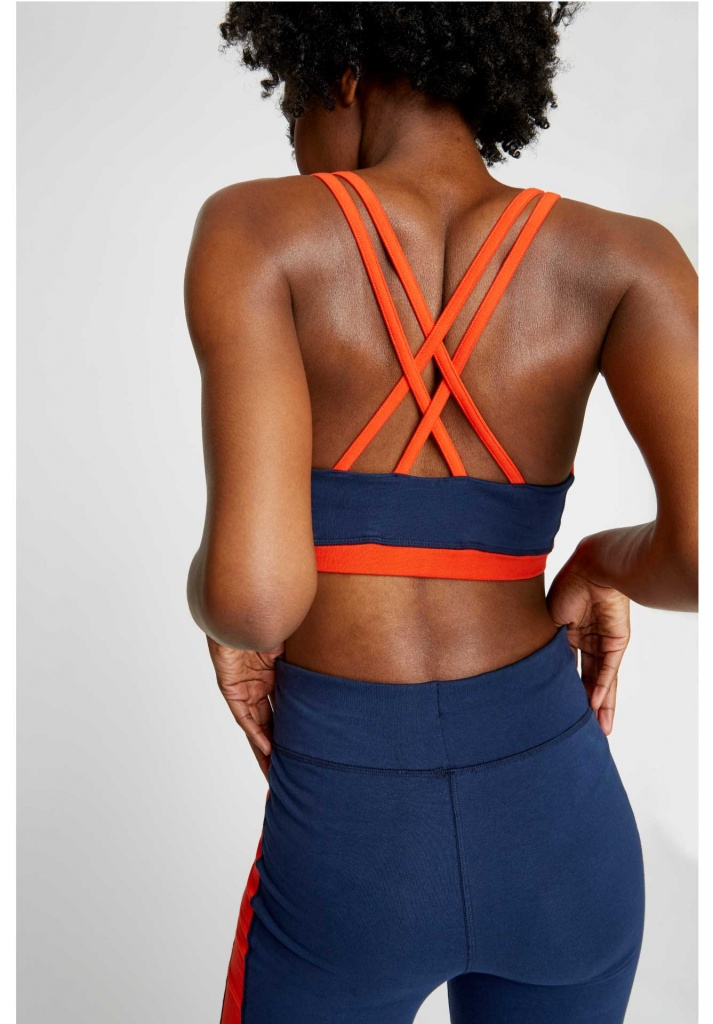 Yoga Cross Back Top
