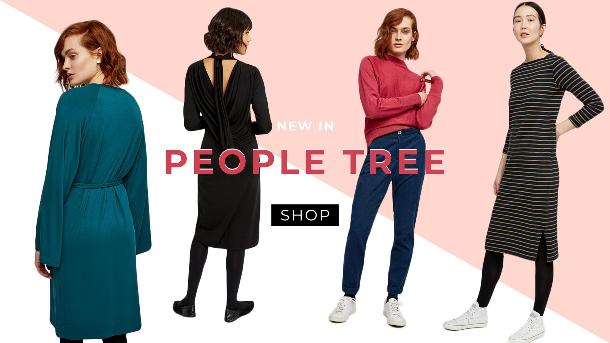 Nyheter från People Tree