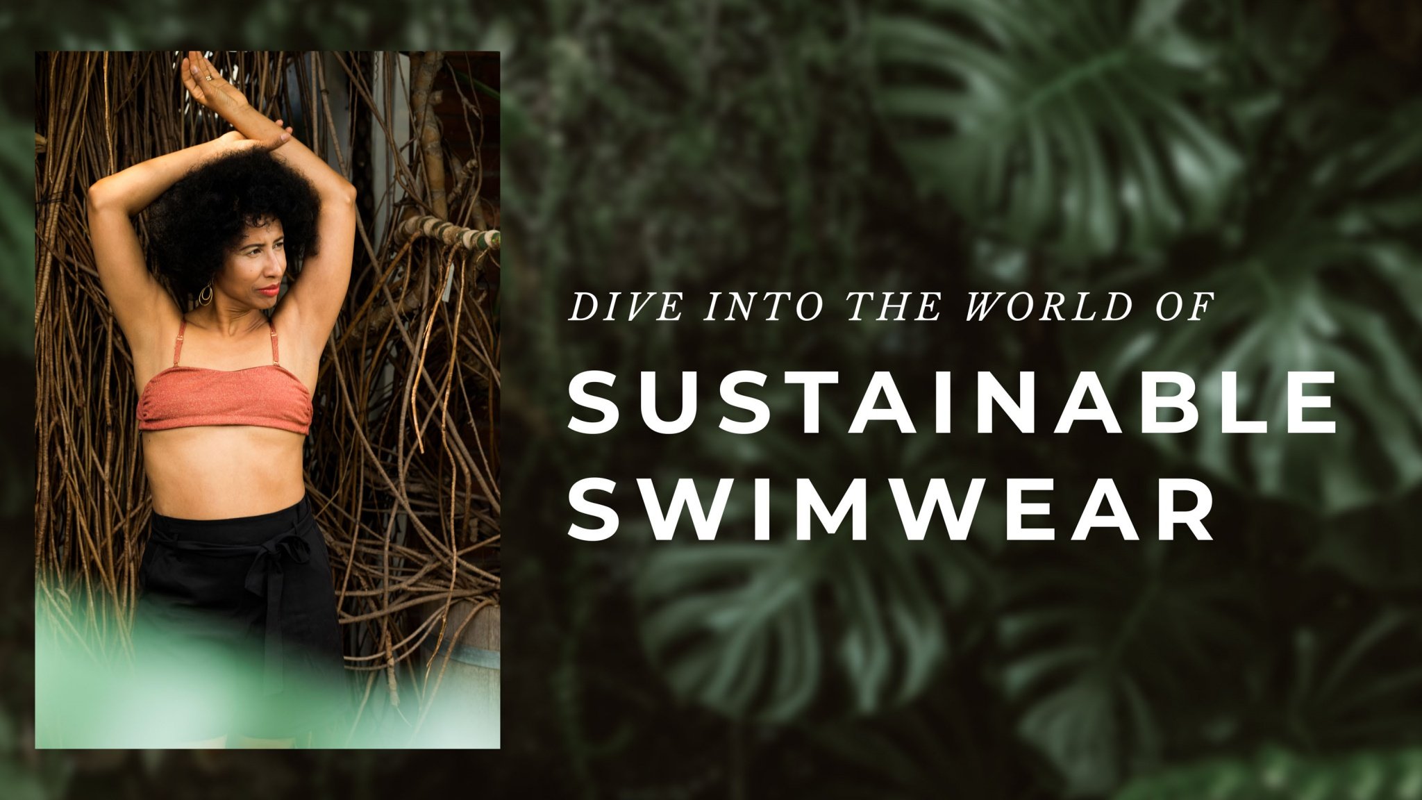 Hållbara badkläder