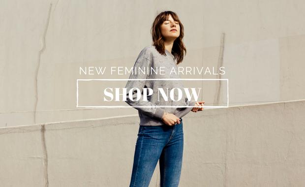 Shop Feminine styles