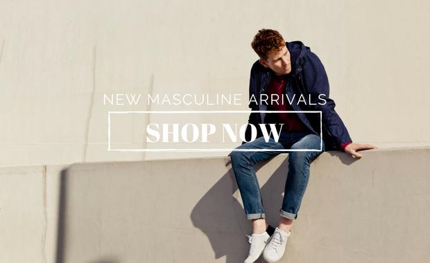 Shop Masculine styles