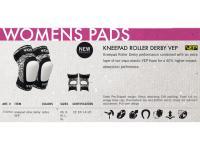 TSG Kneepads Rollerderby VEP