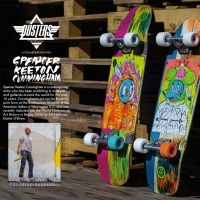 "Dusters 29.5"" Keeton Mouse Cruiser Skateboard"