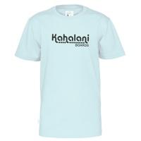 Kahalani t-shirt Kids logo Sky Blue