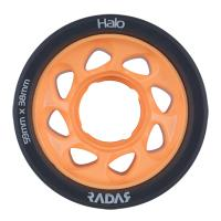 Radar Halo 59mm 86A Orange