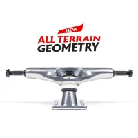 Tensor 5.0 NEW Raw Alum trucks