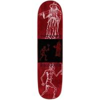 Welcome 8.5 Mothman on Big Bunyip Skateboard