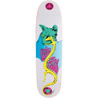 Welcome 8.75 Lizard Eye on Catblood 2.0 Skateboard