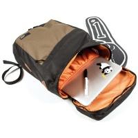 Enjoi Black Wolfpack Backpack