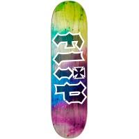 Flip 8.0 HKD Tie Dye Yellow Skateboard