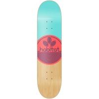 Habitat 8.25 Leaf Dot Skateboard