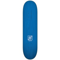 Habitat 8.5 Optical Black Skateboard