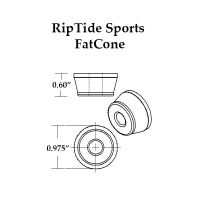 Riptide APS FatCone Bushings