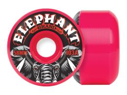 Elephant 58mm Pool Wheels 103A Pink
