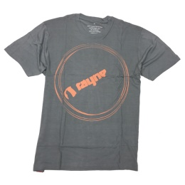 Rayne bamboo t-shirt Circle Grey