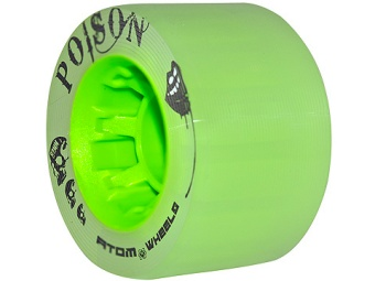 Atom Poison SLIM 62mm, 84A (Slim)