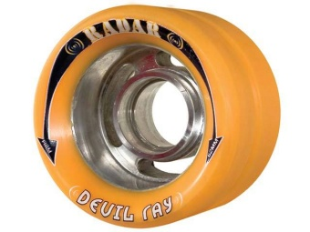 Radar Devil Ray 62mm, 95A Orange