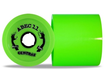 Abec11 83mm, 80A Centrax (Lime)