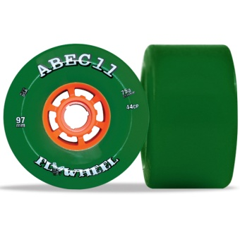 Abec11 97mm 75A Flywheels