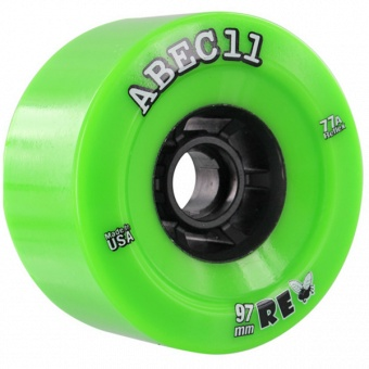 Abec11 97mm 77A Refly Lime