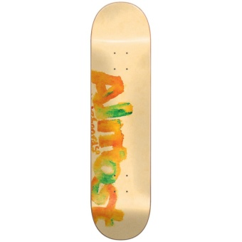 Almost 7.5 Blotchy Peach Skateboard