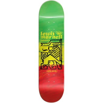 Almost 8.0 Marnell Painted Lion R7 deck