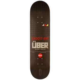 Almost 8.0 Uber EX17 Mullen Skateboard
