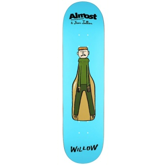 Almost 7.75 Jullien Willow Skateboard