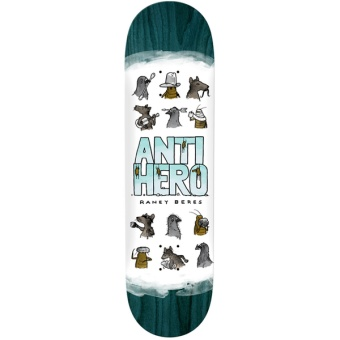 Antihero 8.38 Beres usual suspects deck