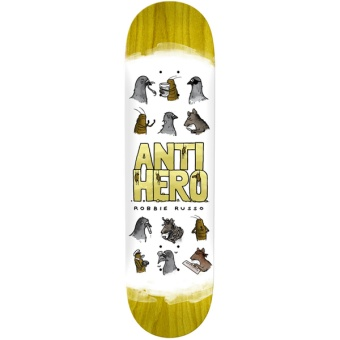 Antihero 8.25 Russo usual suspects deck