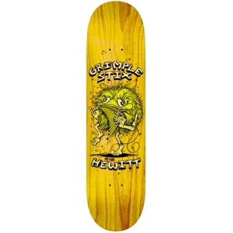 Antihero 8.25 Grimple Family Band deck