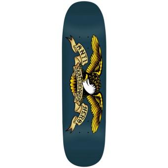 Antihero 8.75 Blue Meanie Shaped Eagle deck