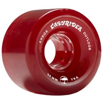 Arbor 69mm 78A Easyrider Outlook Vintage Red
