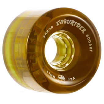 Arbor 61mm 78A Easyrider Bogart Amber