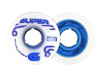 Atom Super G 59mm 88A (blå)