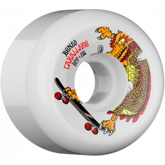 Bones Caballero Dragon 60mm (SPF)