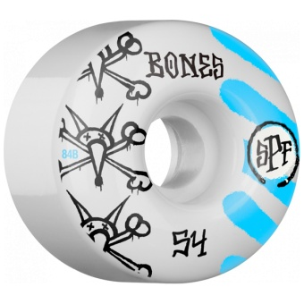 Bones War Paint 54mm P4 SPF