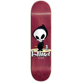 Blind 8.0 OG Reaper R7 Skateboard