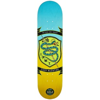 Blind 8.0 McEntire Badge Skateboard